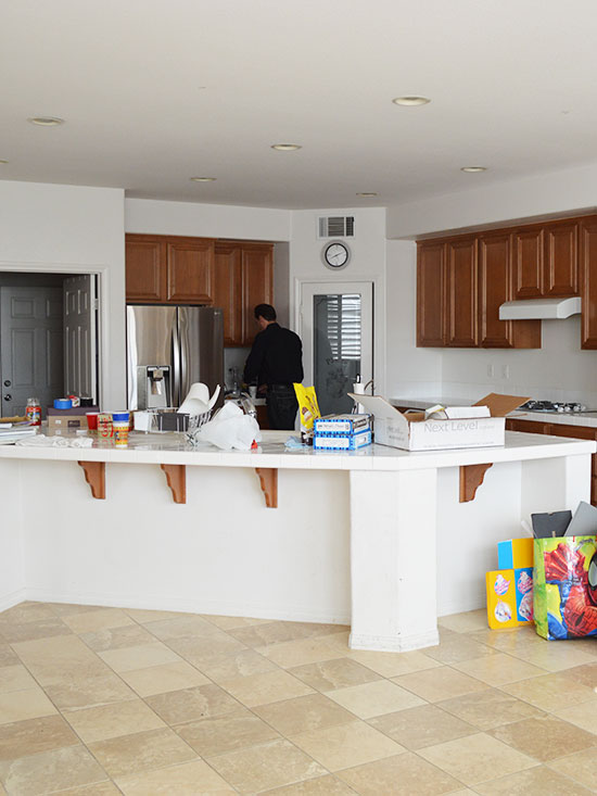 Valencia Kitchen Remodel