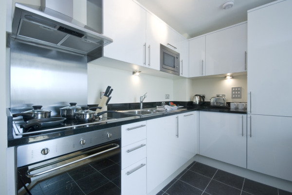 modern kitchen,sleek design