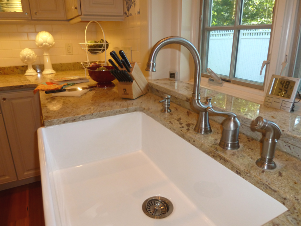 of all the types of composite sinks available polyester acrylic are the lowest performing in kitchen sink top 7 kitchen sinks for your kitchen remodel   otm  rh   otm1designs com