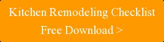 Kitchen Remodeling Checklist Free Download >